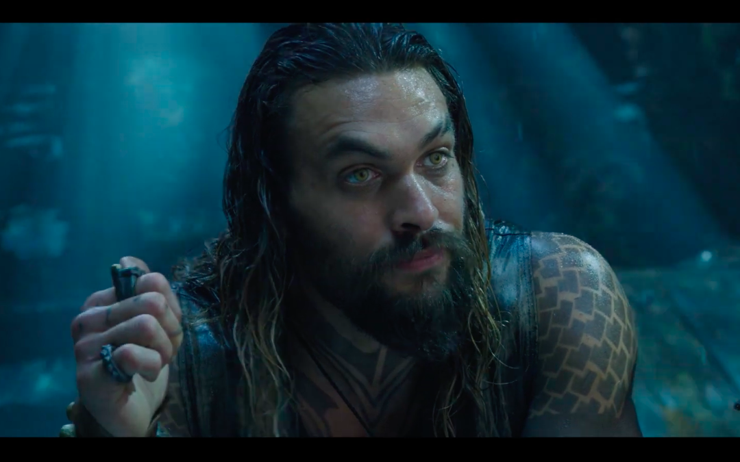 Jason Momoa as Aquaman (Courtesy: Warner Bros.)