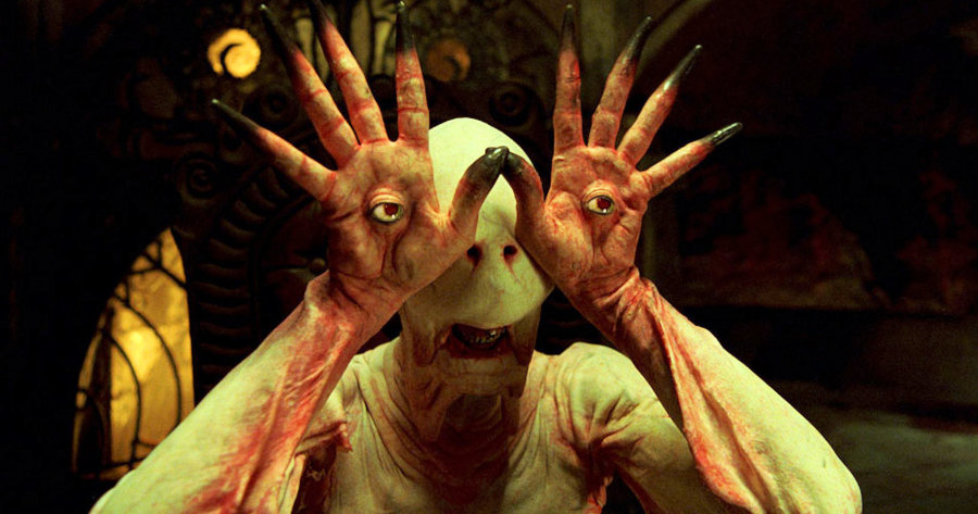 "Doug Jones as the Pale Man in ""Pan's Labyrinth"""