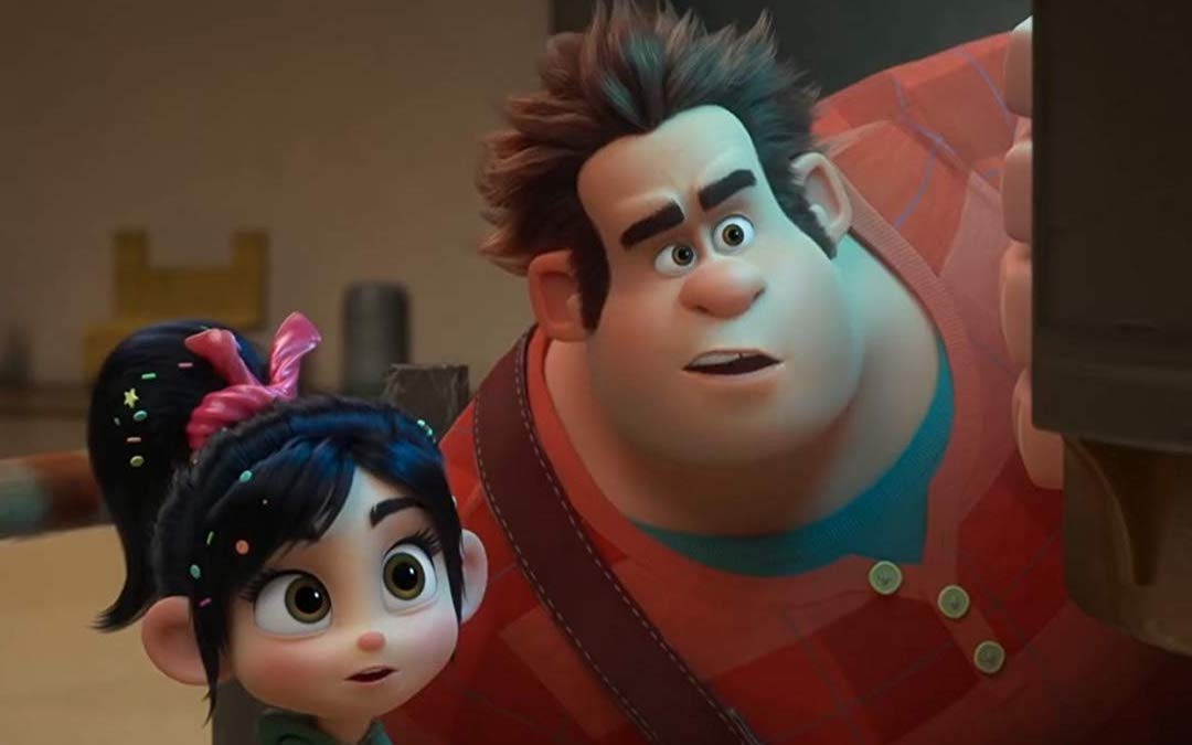 the cast of ralph breaks the internet gets real about the internet