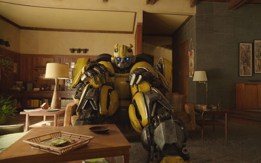 Dylan O'Brien Is Voicing Bumblebee In Transformers Spinoff Movie