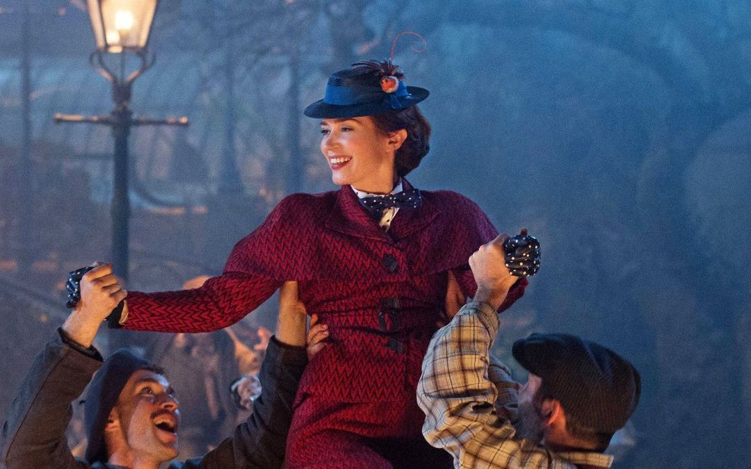 Emily Blunt Was The First And Only Choice To Reprise Mary Poppins