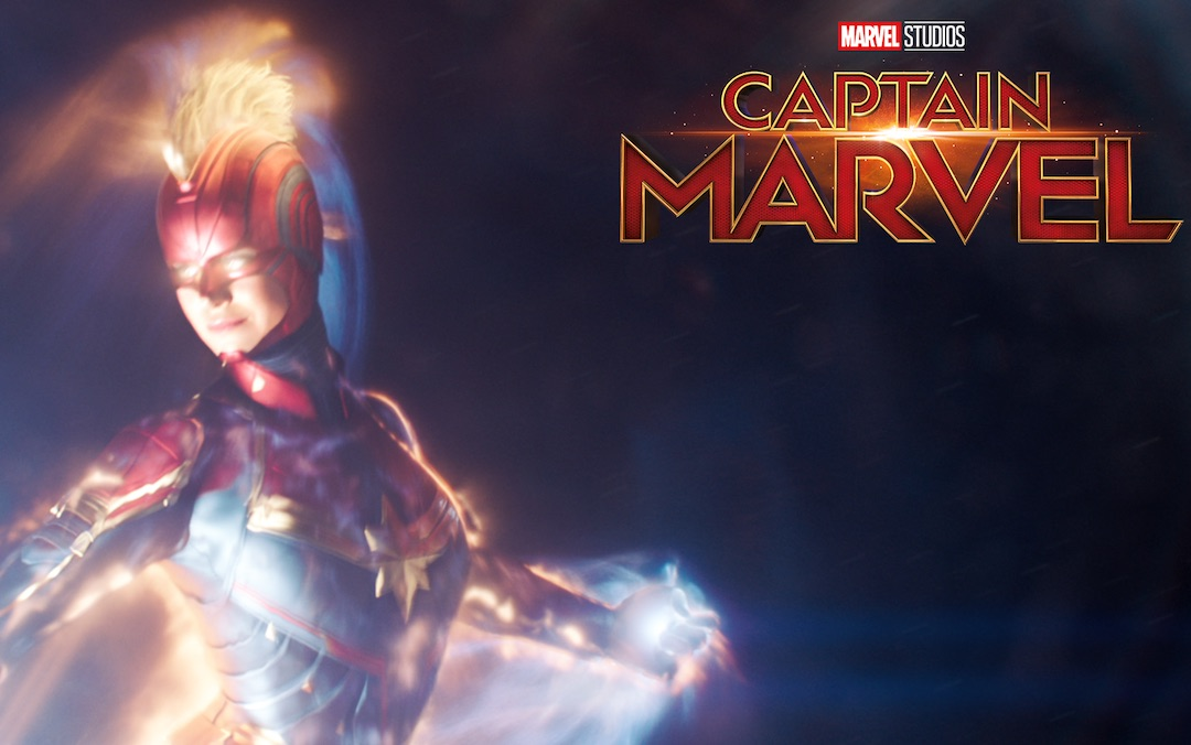 Captain Marvel (Credit: Marvel Studios)