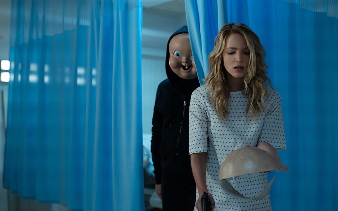 Jessica Rothe in 'Happy Death Day 2U' (Credit: Universal Pictures)