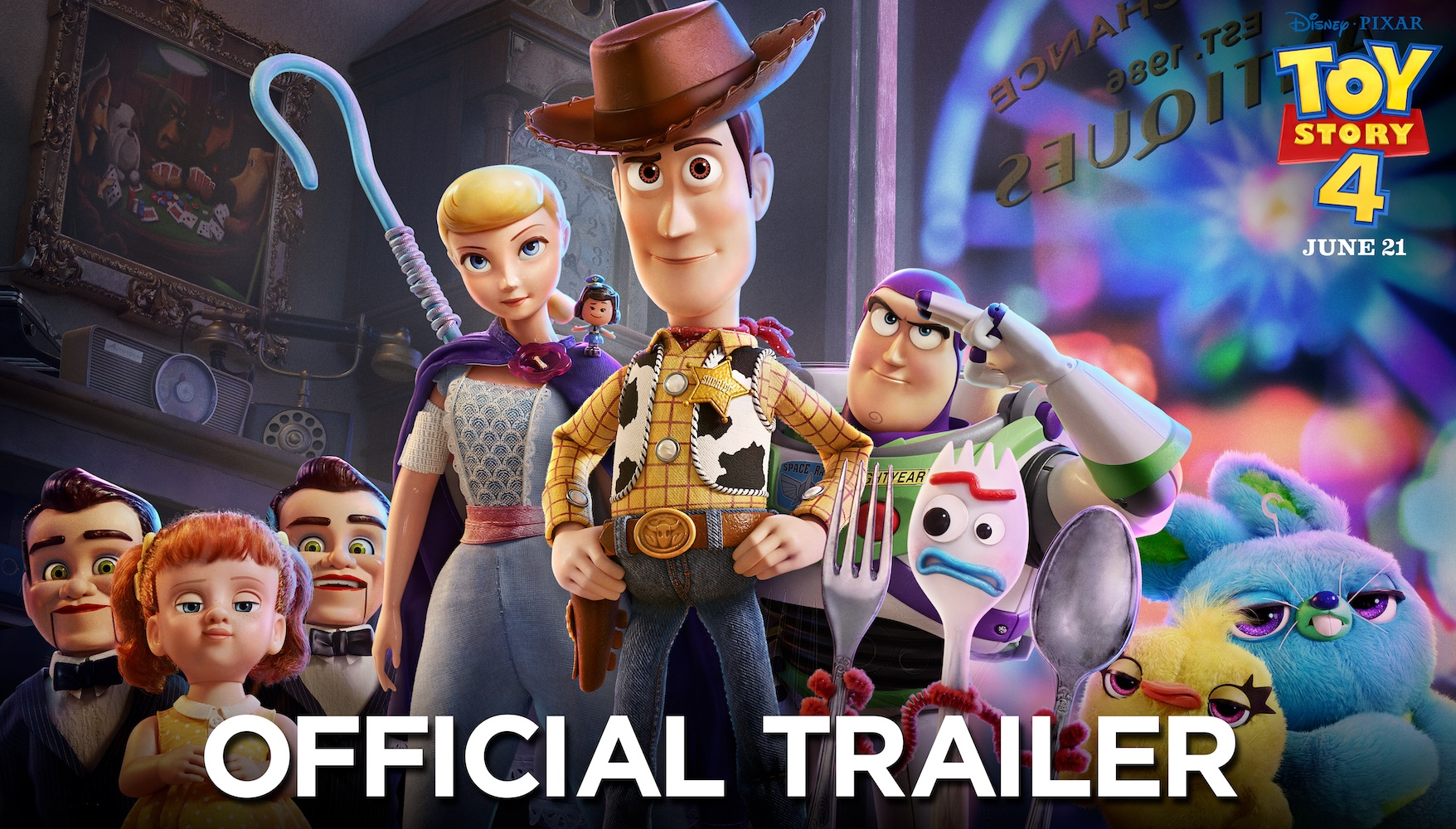 Toy Story 4 (Credit: Disney/Pixar)