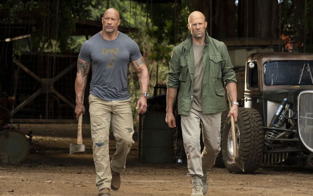 Box Office Insider: 'Hobbs & Shaw' Are Fast And Furious Enough To Topple 'The Lion King'