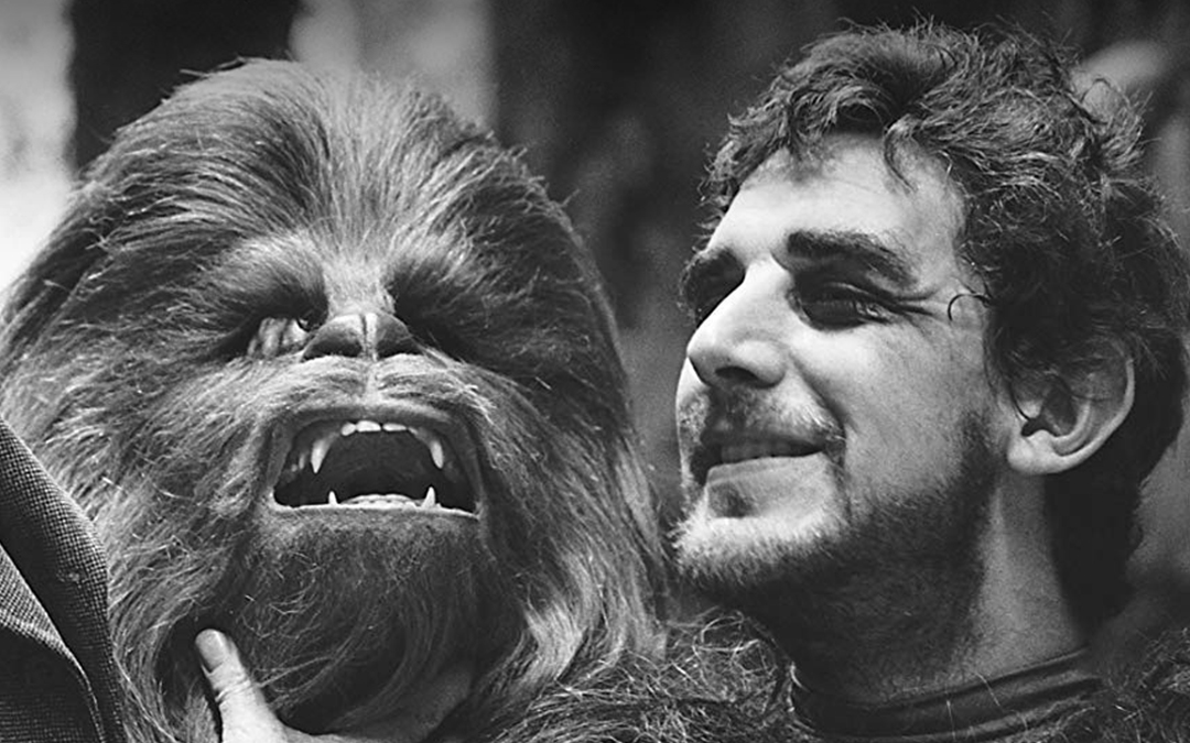 Peter Mayhew as Chewbacca (Credit: Lucasfilm/Disney)