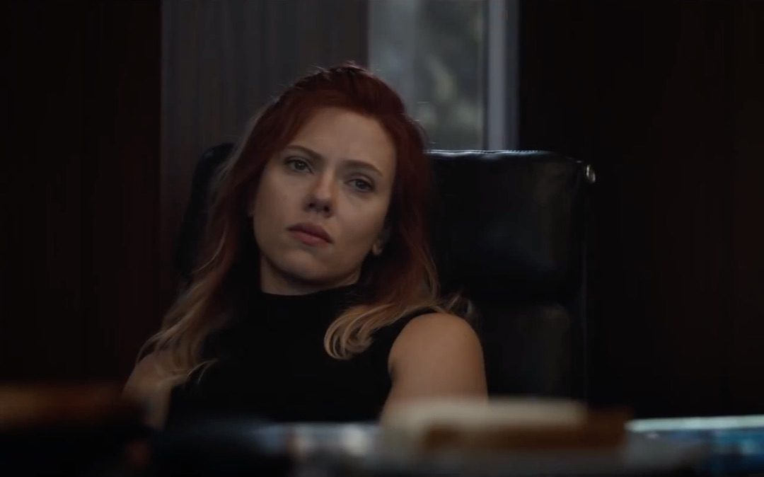 Forget Fat Thor, Natasha's Hair Was The Biggest Depression Tell In