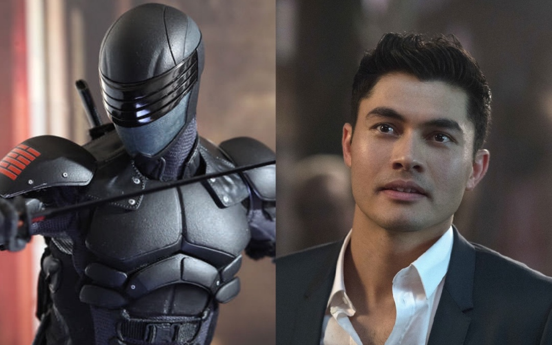 Henry Golding is in talks to play Snake Eyes in Paramount's G.I. Joe spinoff.